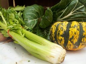 buying club winter veggies
